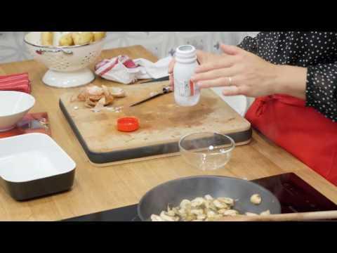 recette-de-gratin-de-pommes-de-terre-aux-champignons