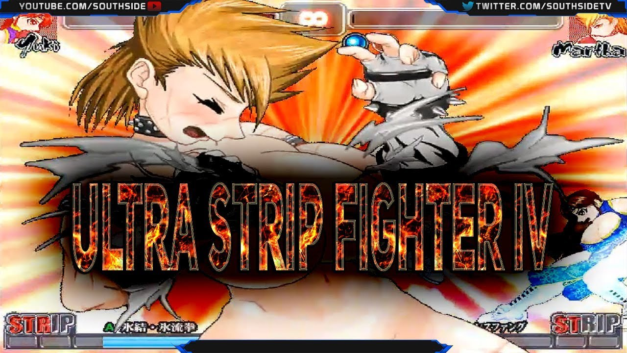 Super strip fighter iv