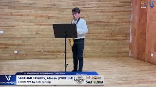 Afonso Guiomar – Etude Ferling 5