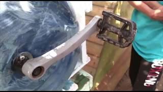 Gambar cover Tohum Topu Makinesi Deneyleri