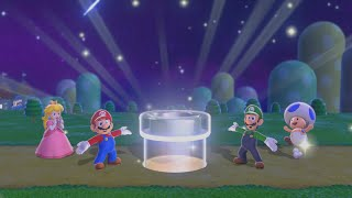 Let's Play Super Mario 3D World Partie 1 : Dans les tuyaux !