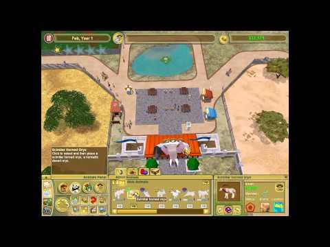 Zoo Tycoon 2 - African Adventure: The African Diversity Zoo Walkthrough PC