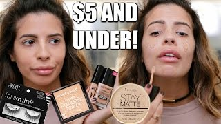 the cheapest makeup at sephora