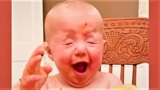 Parents and Babies Doing Funny Things and Laughing Together