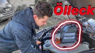 Ölverlust durch defekte Motorentlüftung am CLS63 AMG?
