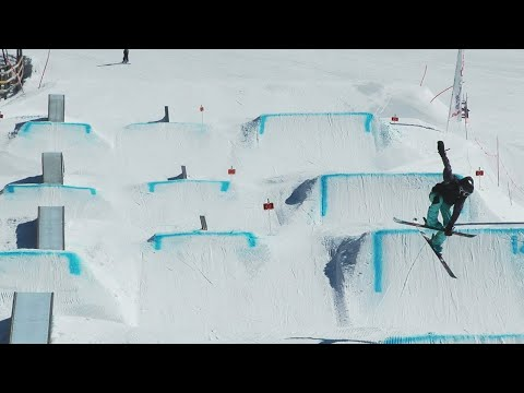 Why You Should Not Be Intimidated By The Terrain Park!