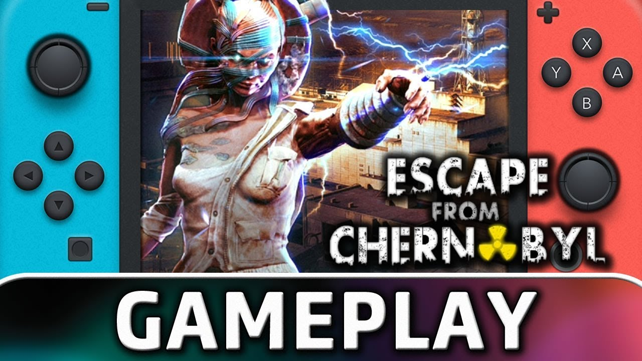 Escape from Chernobyl | Nintendo Switch Gameplay