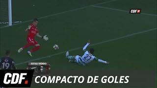 Temuco 1 - 0 Palestino  | 14° Fecha | Torneo Clausura 2016 - 2017 | CDF