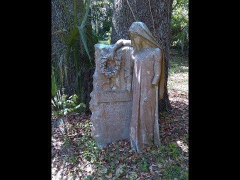 Historical  Cemetery in Jacksonville Florida
