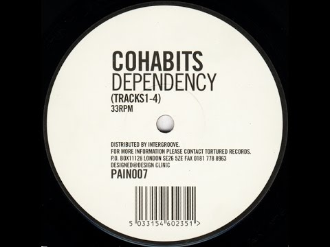 Cohabits - Untitled A1 - Dependency EP - PAIN007