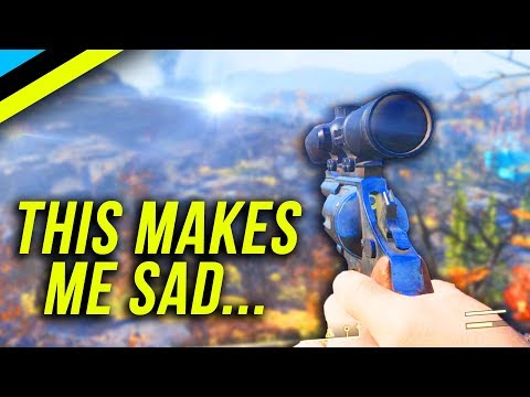 I Gave Fallout 76 A Second Chance... That Was A Mistake thumbnail