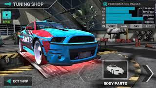 Speed legend garage theme