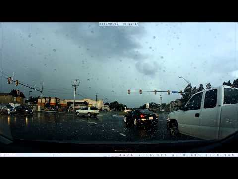 Power outage causes traffic chaos and anarchy - (September 2nd, 2015)
