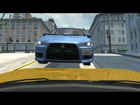 Dash Cam Crashes 33 - BeamNG Drive