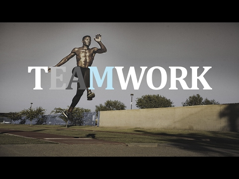 Teamwork makes the Dreamwork – Sports Motivation