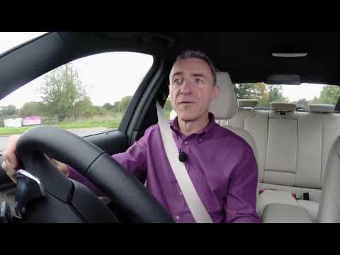 BMW 3 Series Saloon Review 2015