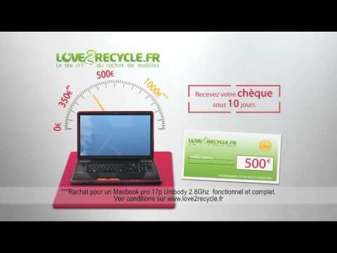 Vidéo LOVE 2 RECYCLE - TF1