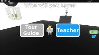 Tiki Island Teacher Ending