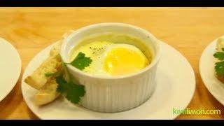 Huevos Florentine con Salsa Holandesa