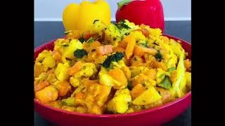 Fn Vlog-R-37পচমশল সবজMix vegetables Bangladeshi Recipe