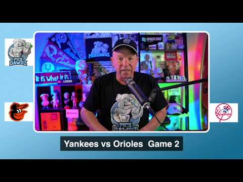 New York Yankees vs Baltimore Orioles Game 2 Free Pick 9/11/20 MLB Pick and Prediction MLB Tips