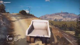 Just Cause 3 - All Utility Vehicles Shown (PC HD) [1080p60FPS]