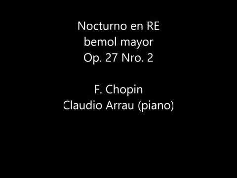 7 Nocturnos de Chopin (Claudio Arrau)