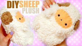 DIY SHEEP PLUSHIE   EASTER 2018 thumbnail