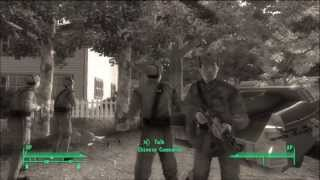 Let's Play! Fallout 3 [blind] - S34 P4 - Creepy Virtual Reality Time!