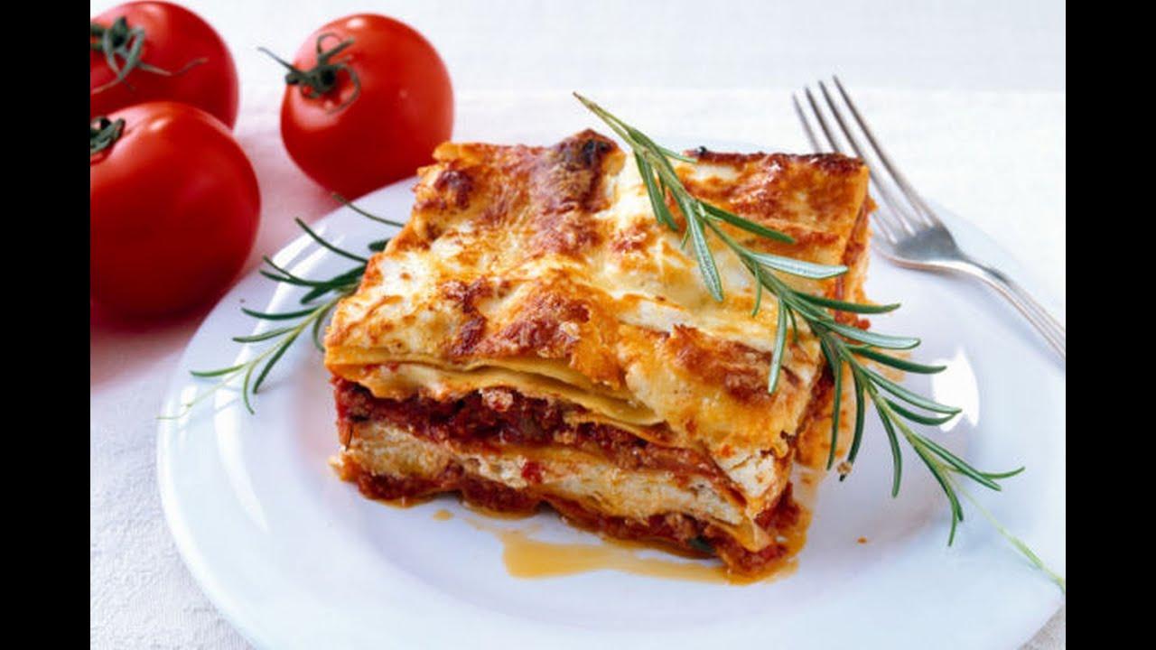 how to make lasagna youtube