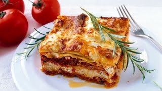 How To Make Lasagna -- The Frugal Chef