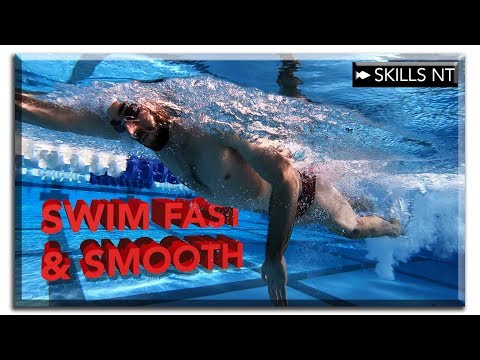 Freestyle Workout to swim smoother and faster #12. Beginners and advanced swimmers