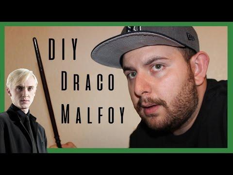Como hacer una varita de Harry Potter | Draco Malfoy
