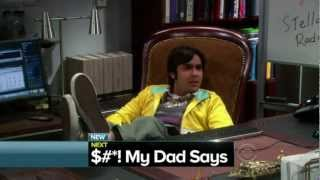 The Big Bang Theory -  Raj Koothrappali and his Desk
