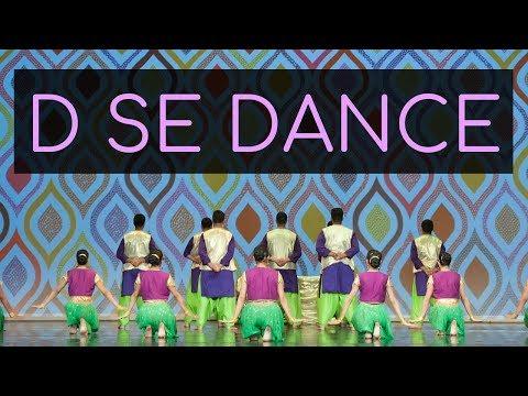 D Se Dance (Movie: Humpty Sharma ki Dulhania, Varun Dhawan, Alia Bhatt) | Kruti Dance Academy