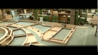Как производят мебель на фабрике Modenese Gastone