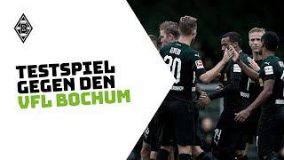 Die Highlights vom Testspiel gegen den VfL Bochum