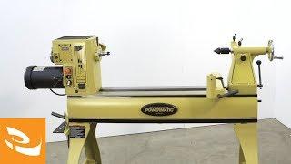 Powermatic 3520B Lathe (woodturning lathe)