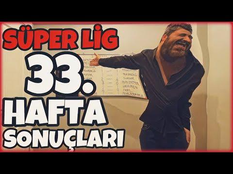 Süper Lig 33.Hafta SONUÇLARI & 34.Hafta Değerlendirme – Arif Sevimli