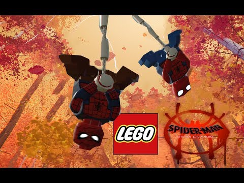 LEGO Spider-Man Into the spider verse
