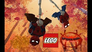 LEGO Spider-Man Into the spider verse