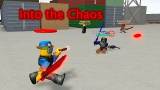 Roblox LAZER - Into the Chaos
