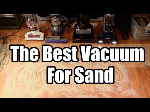 The Best Vacuum For Sand