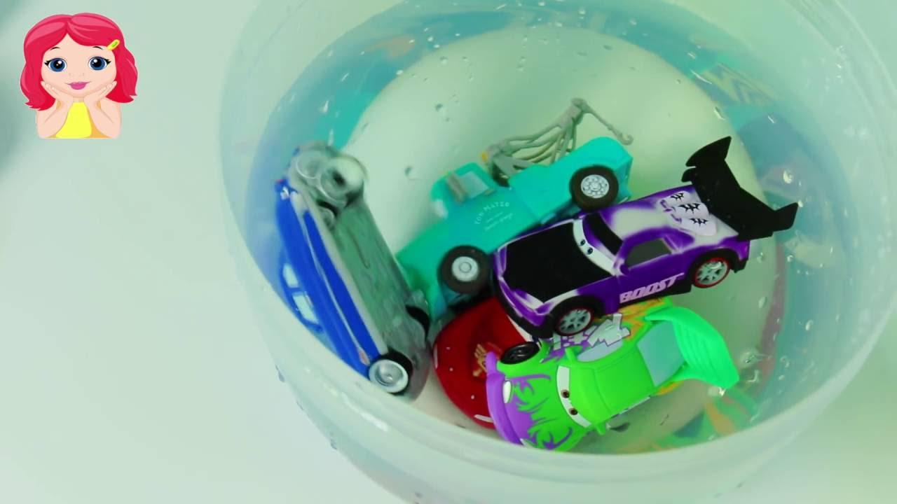 Juguetes Carros Magicos Cambian De Color Color Changers Cars