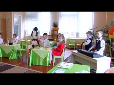 Cюжетно ролевая игра Детское кафе  в детском саду/ группа разновозрастная/