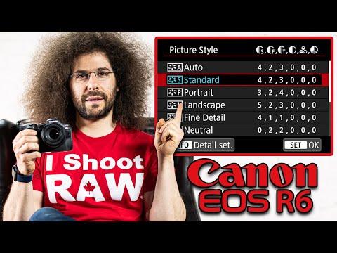 Canon EOS R6 User's Guide