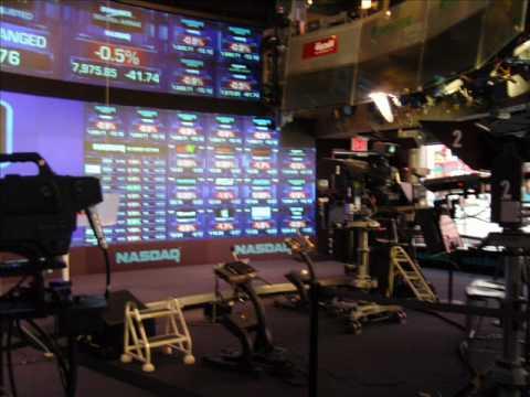 Joe Bhatia Opens NASDAQ - Pre & Post Event