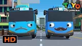 Tayo English Episodes l When there are 2 Tayos on the street l Tayo the Little Bus