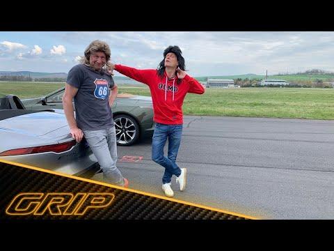 Download V8-Edelcabrios - Lexus LC 500 vs. Jaguar F-Type P450 I GRIP