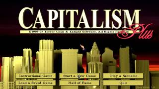 Capitalism Plus Walkthrough (200% Difficulty): Part 1. [HD]